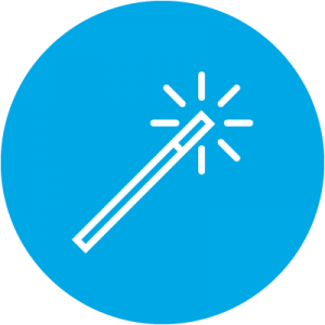 Priority Graphics Wand Icon